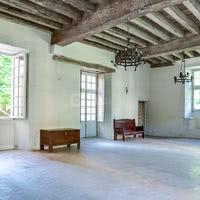 Salle Charles VII après restauration