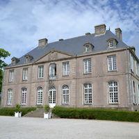 Château de Carneville - façade avant