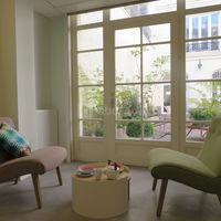 Espace détente vue 1 salon de thé