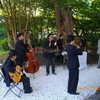 Groupe de jazz pour vin d'honneur