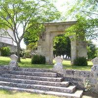 Arche idéale pour des cérémonies libres dans le parc