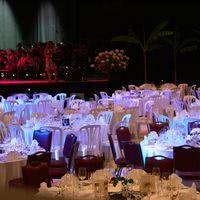 Salle bleue repas spectacle