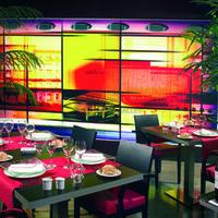"""Restaurant lounge """"le cabochon"""""""