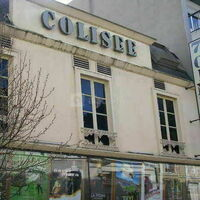 Cinéma cgr colisee