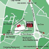 Mega CGR Villeneuve les Beziers
