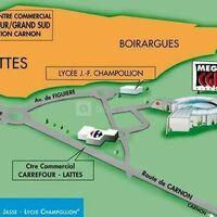 Mega CGR Montpellier - Lattes
