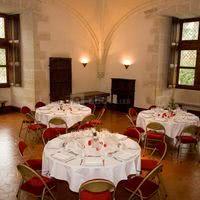 La cuisine du château d'azay-le-rideau