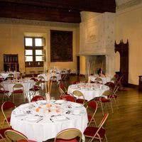 La garnde salle du château d'azay-le-rideau