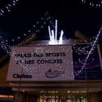 Palais des Sports et des Congrès de l'Alpe d'Huez