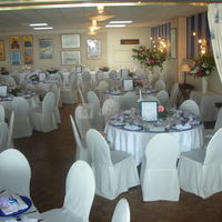 Salle de réception de mariage hôtel  de la plage