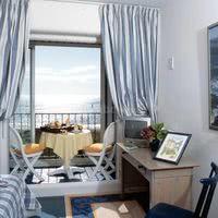 Chambre hôtel de la plage