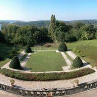 Terrasse panoramique, vue seine