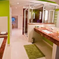 La salle de bain de la chapelle