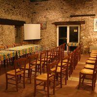 Salle en réunion