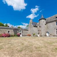 Façade du Château de Villeneuve de Guérande