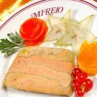 Foie gras frais au beaumes de venise