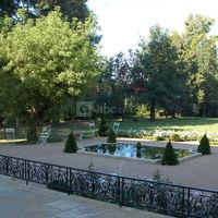 Terrasse et parc