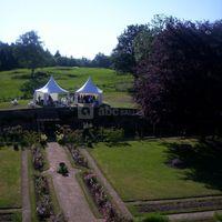 Jardin et esplanade