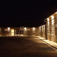 Cour intérieure de nuit (2)