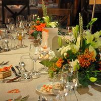 La table d' honneur