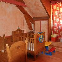 Petit dortoir pour les bébés