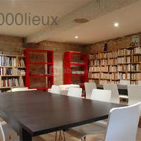 Salle de réunion/bibliothèque