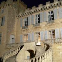 Chateau de nuit