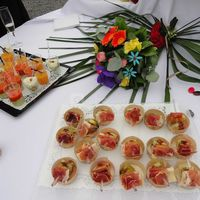 Buffet cocktail