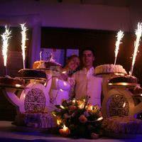 Mariage dessert