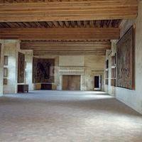 Salle des tapisseries
