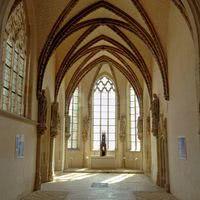 Intérieur sainte-chapelle