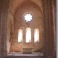Interieur de l'abbaye