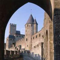 Château et Remparts de la Cite de Carcassonne