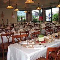 Restaurant disposition banquet