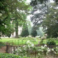 Le jardin alentour