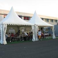 Tente de réception de 25m2 à 1000 m2