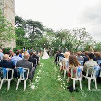 Cérémonie de mariage au Château de Goudourville