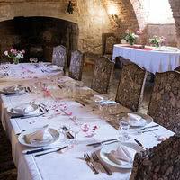 Une belle tablée au Château de Goudourville