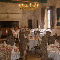 Diner de prestige au Chateau de Goudourville