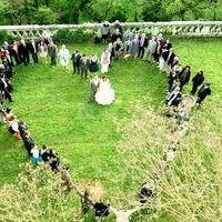 Au coeur d'un beau mariage à Goudourville