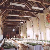 Banquet Salle Toison d'Or