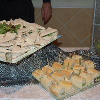 Traiteur salle de réception [ le shivas ] pain garnis...