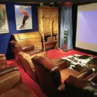 Home cinéma cap. 10 pers