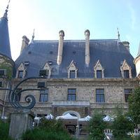 Château de valbois facade nord