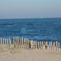 La plage à 400 m. avec accès direct