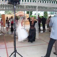 Mariage sous le signe gypsi