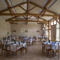 Salles des tilleuls en banquet