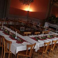 Salon rouge banquet