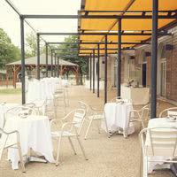 Terrasse du Pavillon Jean-Louis Cousin
