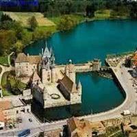 Chateau la clayette